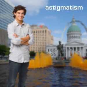 asztigmatizmus és látás)