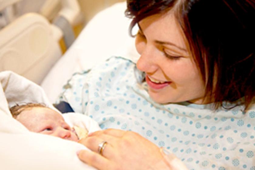 A látás a szülés után romlott - Szülési szövődmények rossz látással