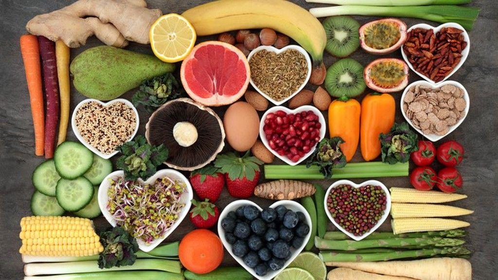 Gyümölcsök és zöldségek az immunitásért - Gabonafélék
