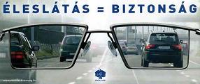 látás és vezetés)
