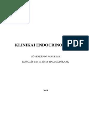 A belgyógyászat alapjai 2.   Digitális Tankönyvtár