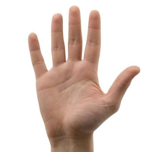 a bal kéz láthatatlansága)
