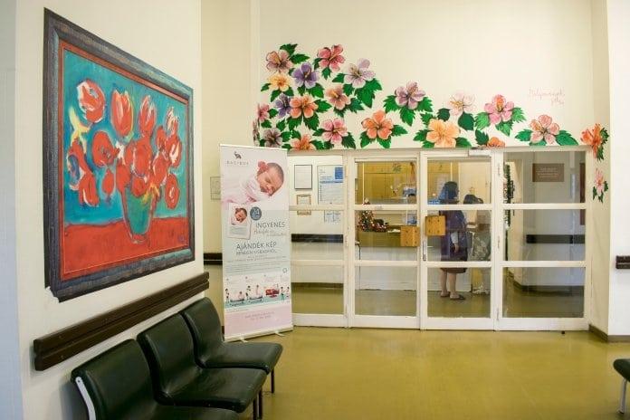 szülési kórház gyenge látása)
