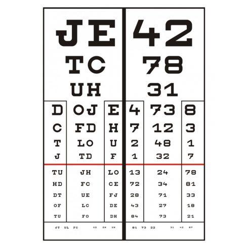 és egy grushnikov-vízió az akupunktúra javítja a látást