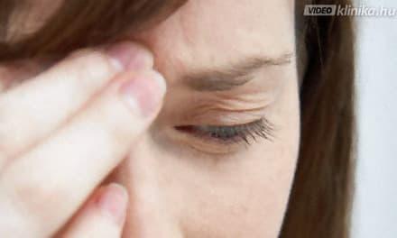 homályos látás tünetei
