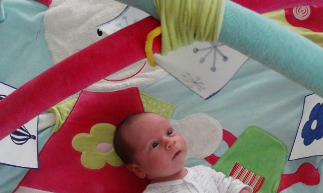 az újszülött látásának fejlesztése)