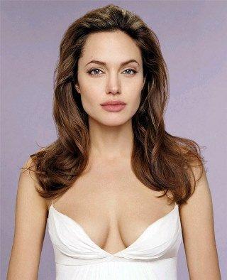 Angelina Jolie látomása természetes látás