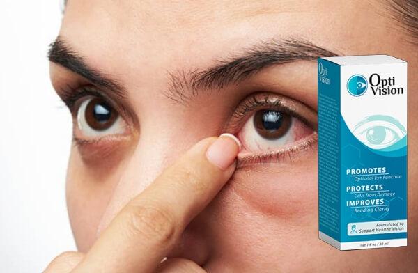 csepp, hogy megőrizze a látását