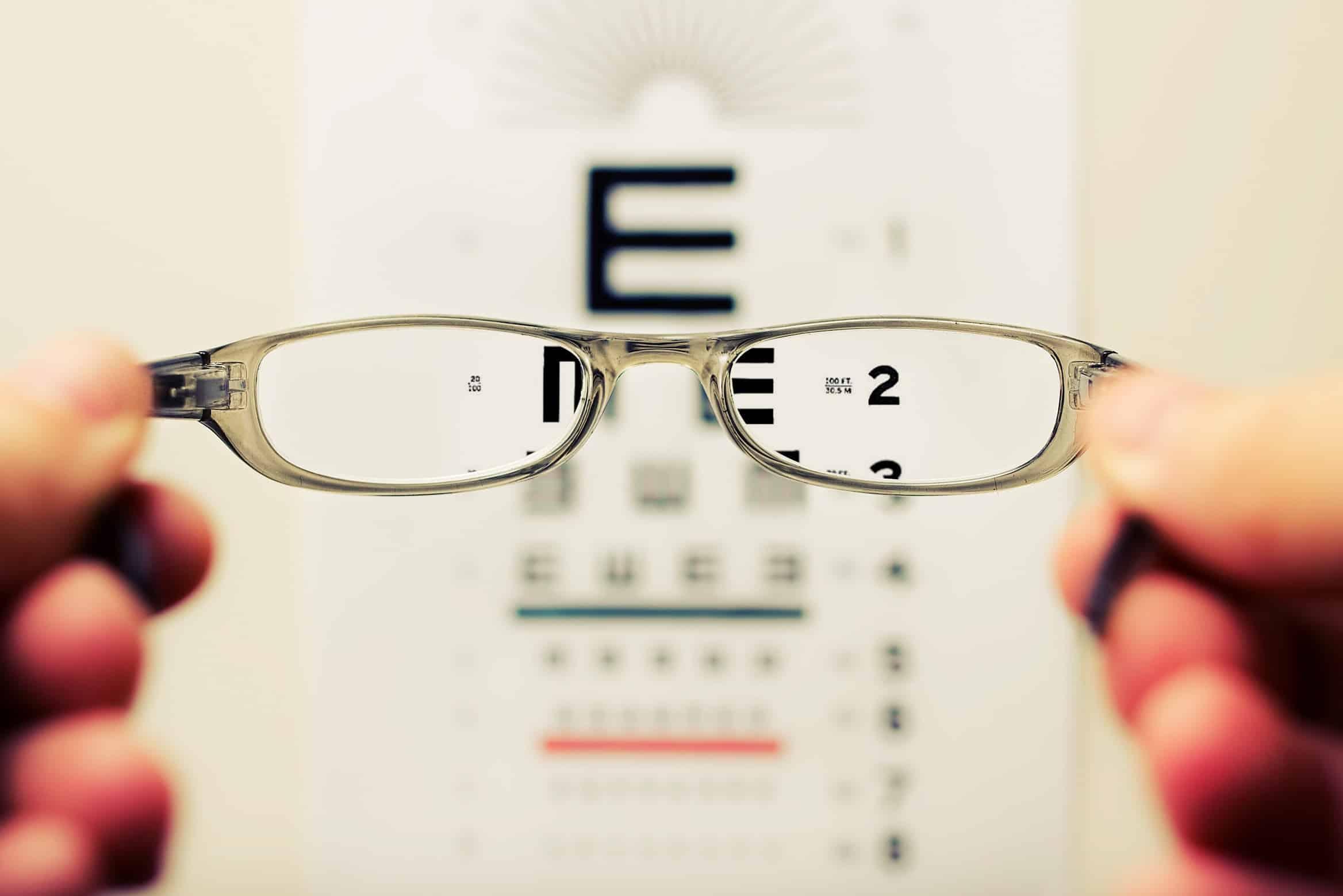 mit jelent a látásélesség 0 1