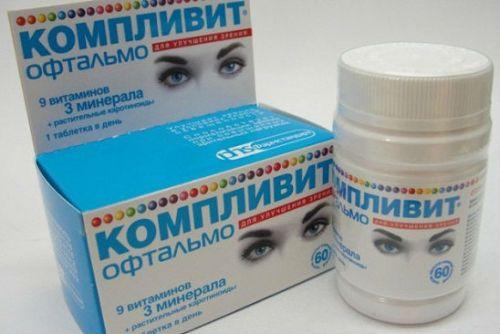 milyen vitaminokat kell bevenni a rövidlátással)