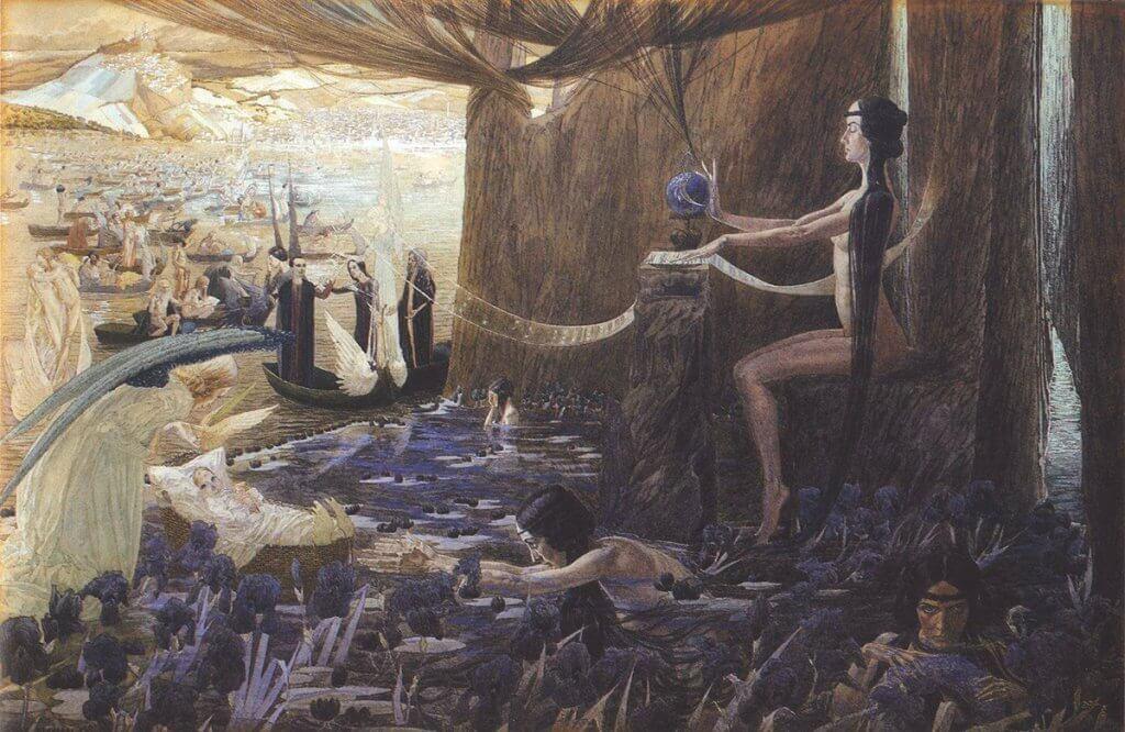 mitológia világnézet történelmi típusa)