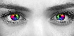 a szemek fájnak, de a látás jó
