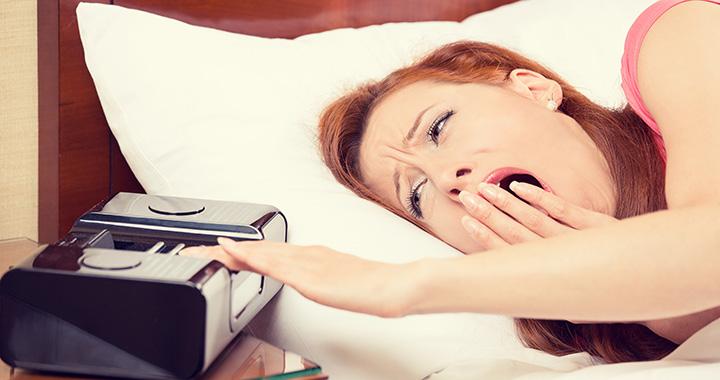 hogy az alváshiány hogyan befolyásolja a látást