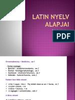 latin látás)