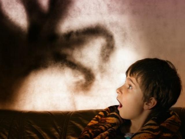 a látásvesztéstől való félelem