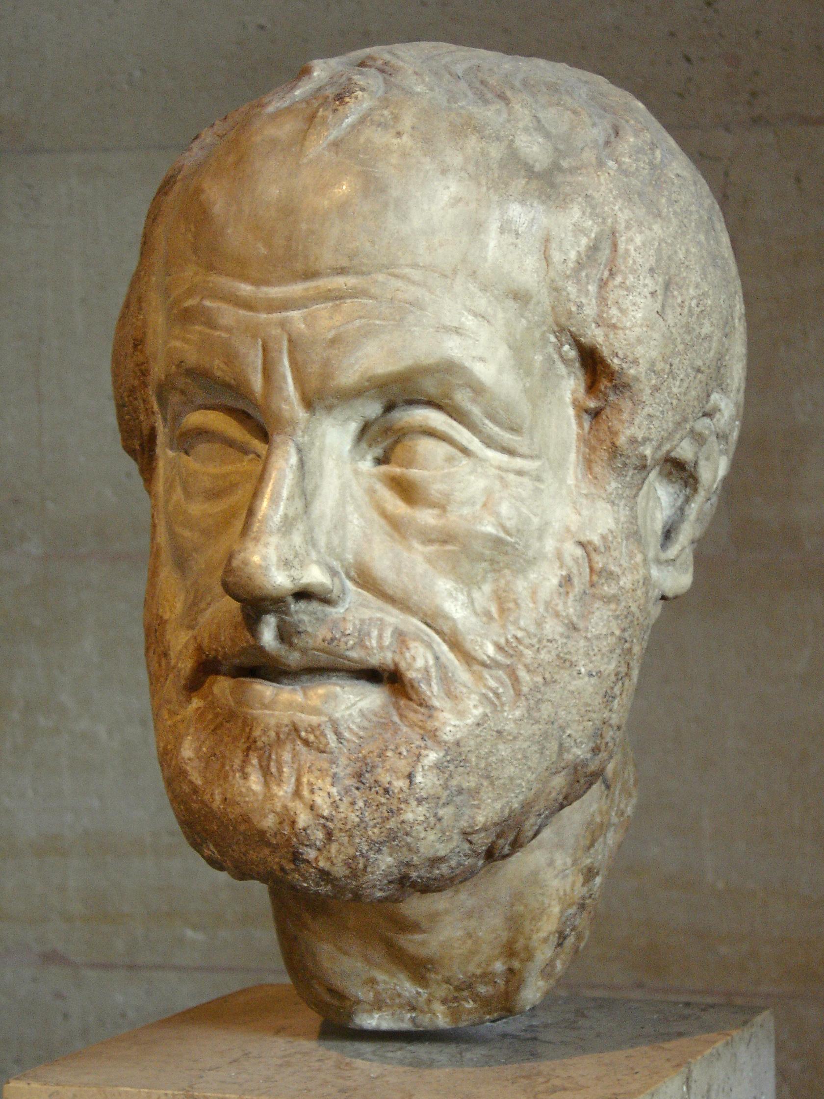 Arisztotelész nézete