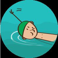 Vizicsibe úszócsoport - Látásvizsgáló Tagintézmény