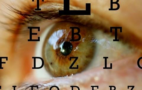 betűméret a látásvizsgálathoz)