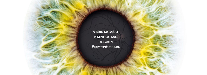 táplálkozás a látás elősegítésére)