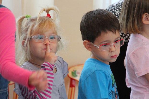 technikák látássérült gyermekek számára