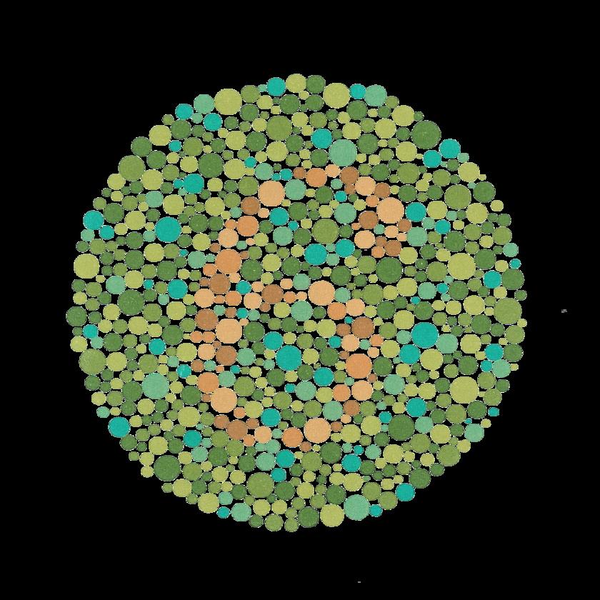 színvakság szemvizsgálat online teszt