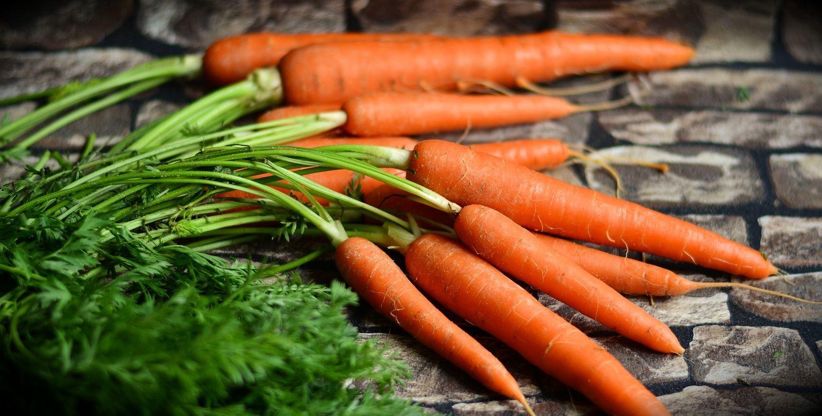 zöldség vitaminok a látáshoz