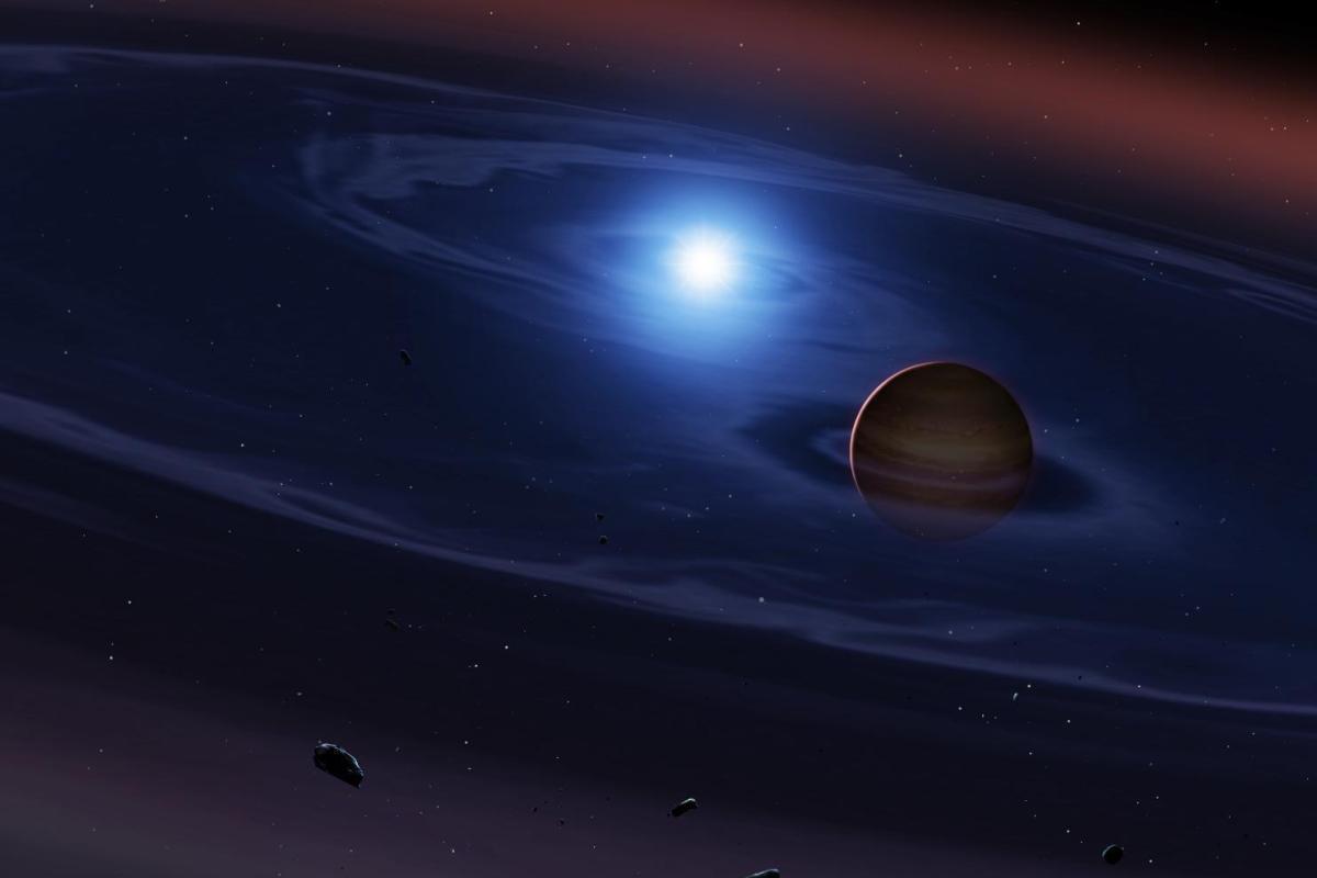 Galaxisunk tömege és a hipersebességű csillagok - Csillagvizsgáló