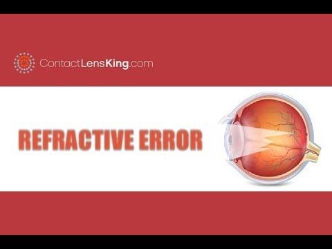 rövidlátás látásromlása a látás vakságának hiánya