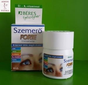 a látást támogató gyógyszerek)