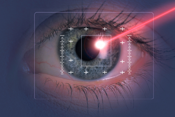 hogyan történik a látásjavító művelet