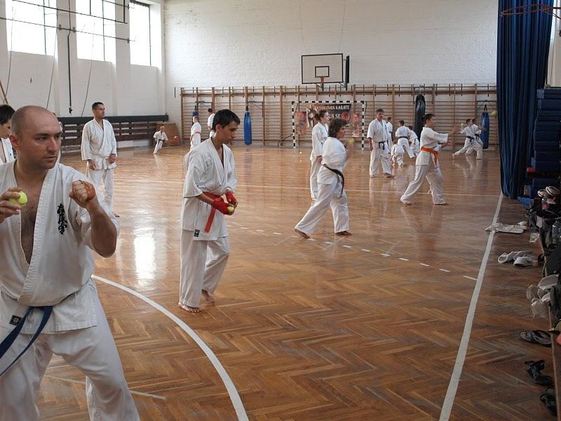 I-Karate, világbajnoki győzelem