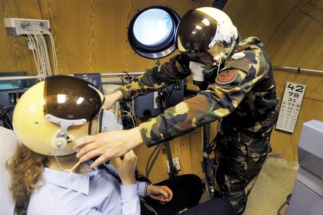 Sepsiszentgyörgyön modern technológiával dolgoznak a szemészeti osztályon