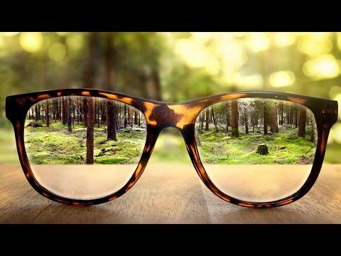 Természetes látás helyreállítási módszer