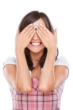színészi gyakorlatok a látáshoz