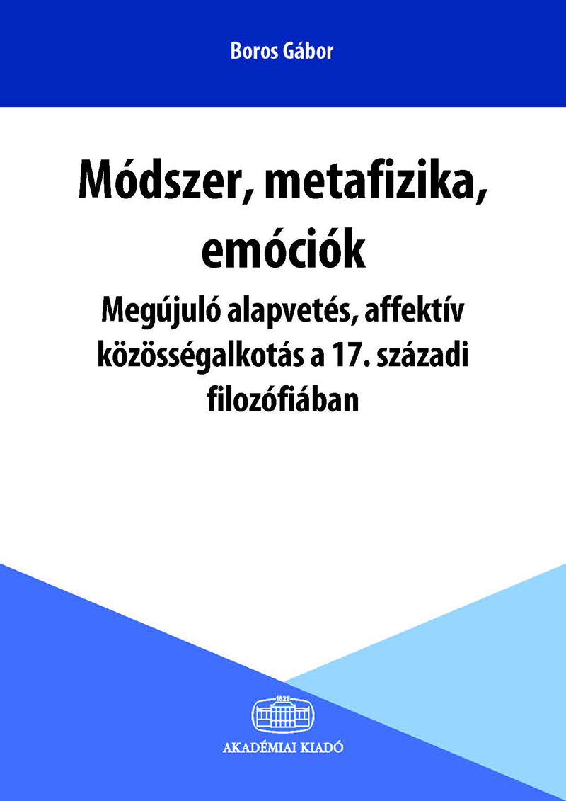 Modern metafizika | Digitális Tankönyvtár