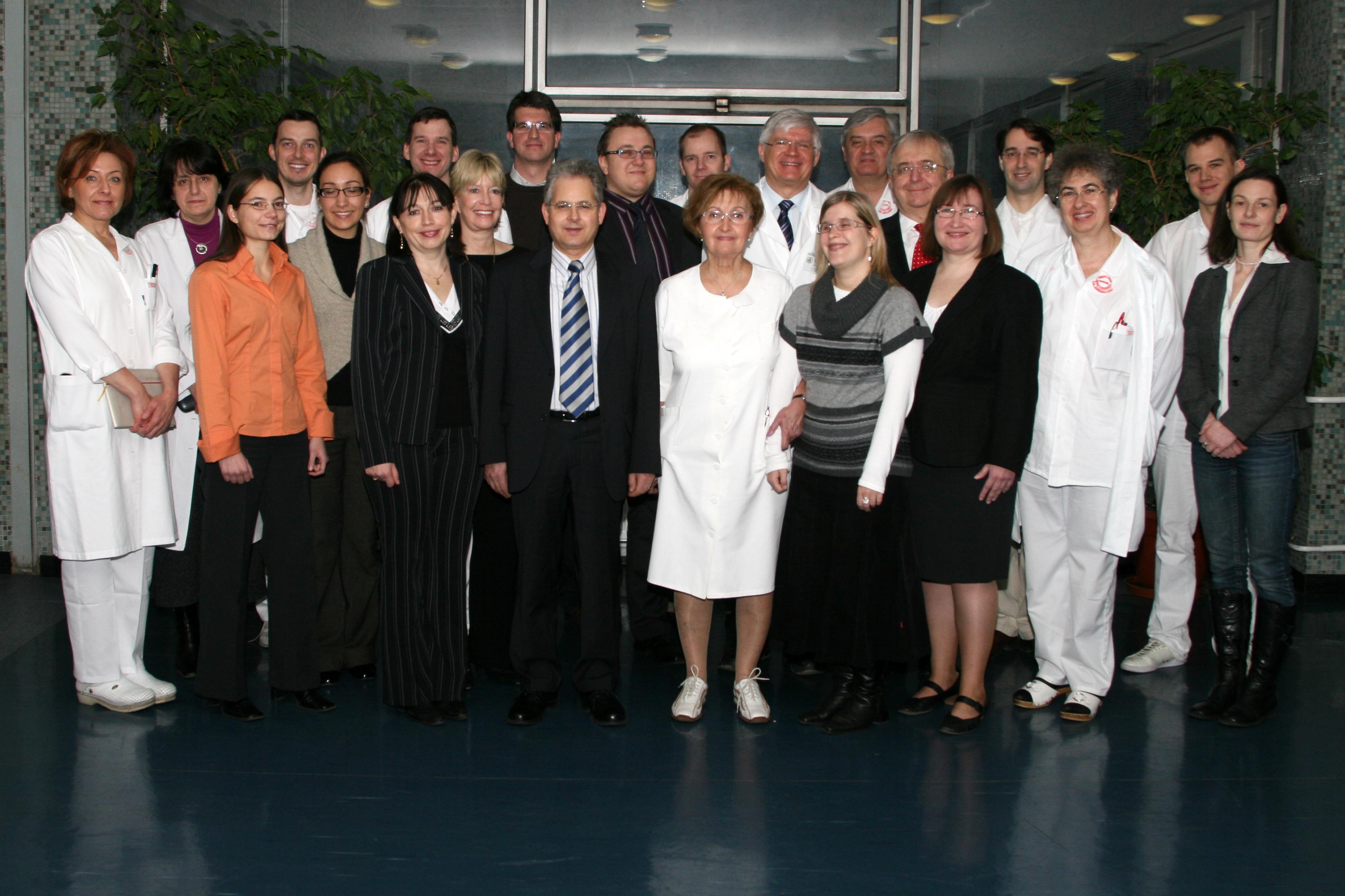 oktatási klinikák szemészet)