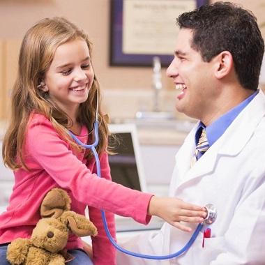 gyermekgyógyászati rendelő