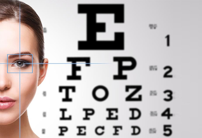Szemvizsgálat, látásvizsgálat   Ofotért