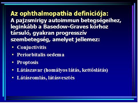 hogy a hypothyreosis hogyan befolyásolja a látást)
