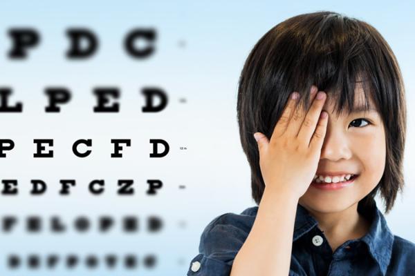 Lfk látáskárosodással