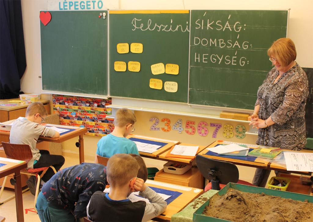 látássérült oktatás