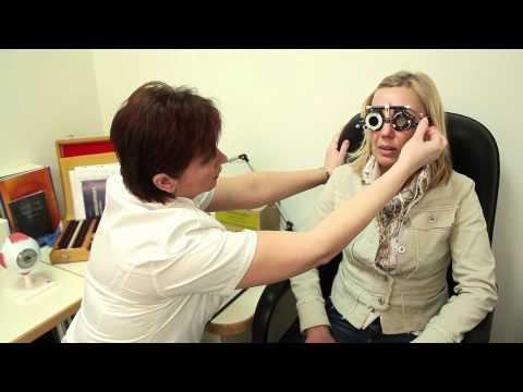 Gyakorlatok látásra, Látáskezelés riboflavin injekcióval