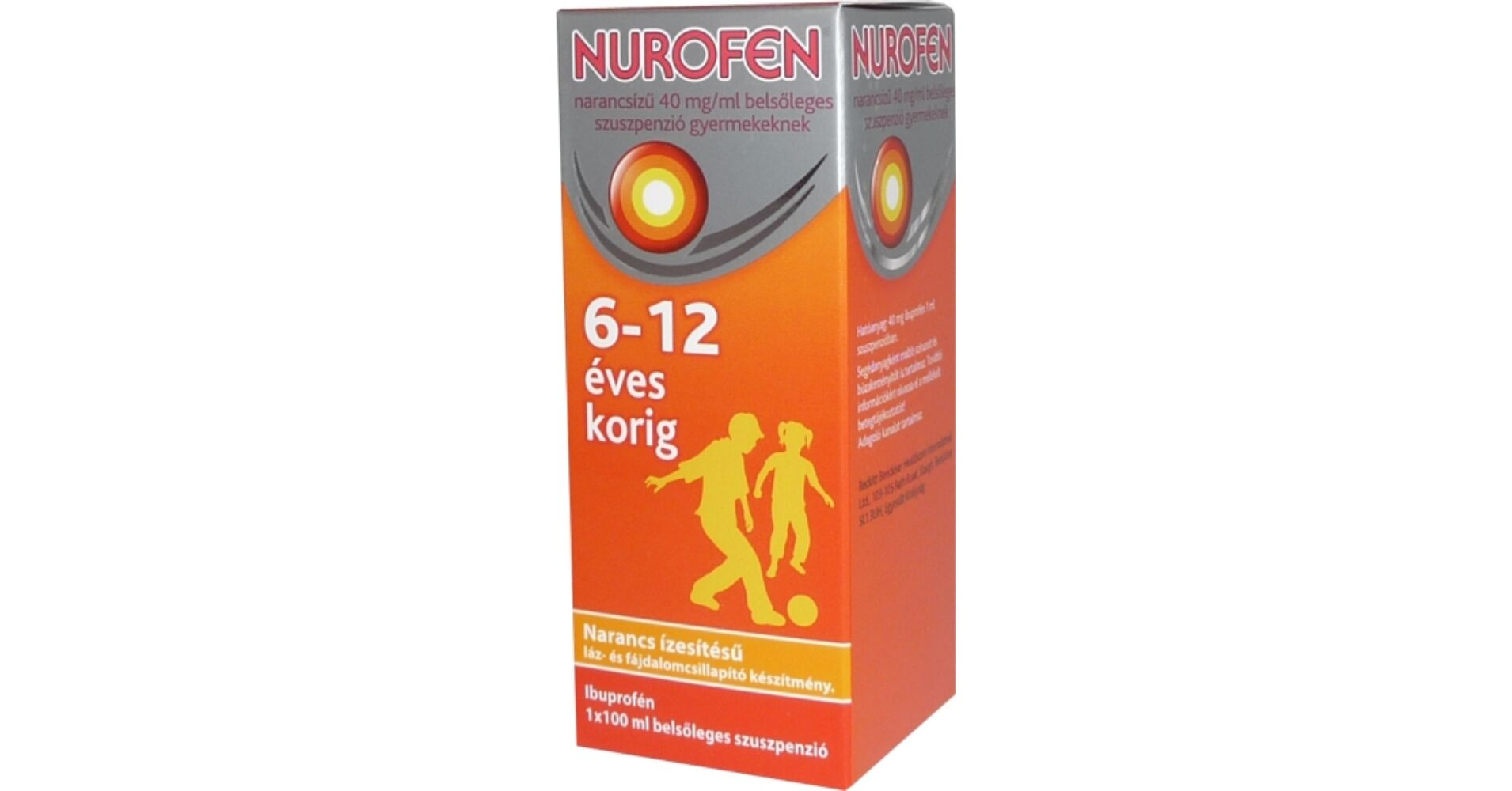 Nurofen Cold and Flu filmtabletta 24x