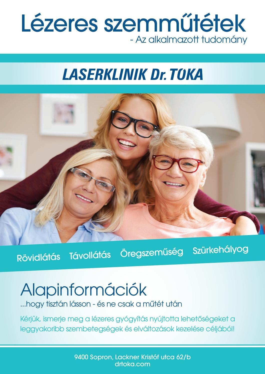 a készülék látáskorrekciós alkalmazása