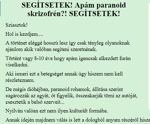 homályos látás skizofrénia esetén)