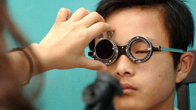 rövidlátás mínusz hány harmonikus készítmények a szemész gyakorlatában