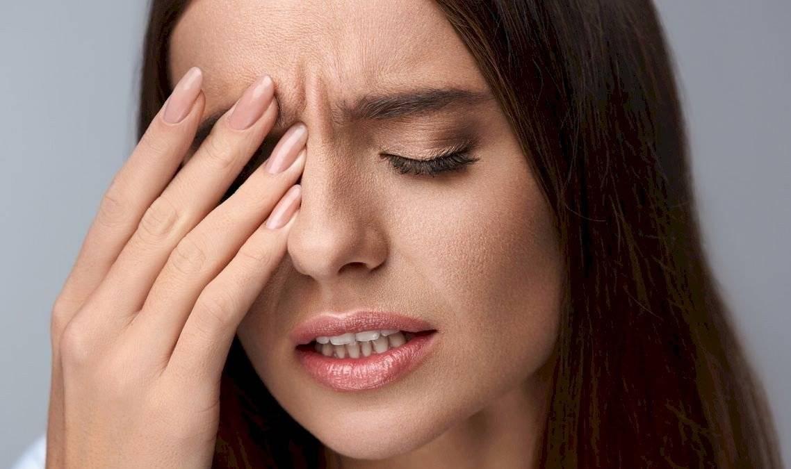fejfájás folyamatosan és a látás romlott térfogati látás az