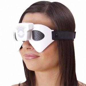 látás-helyreállító szemmasszázs