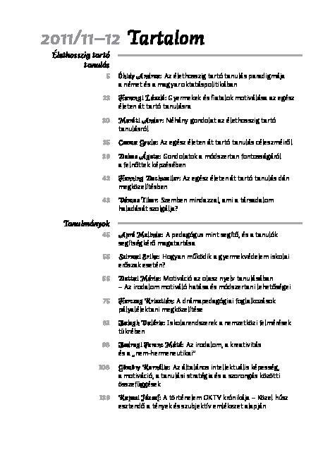 látási követelmények a vizsgálóbizottság felé