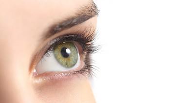 A jobb szem látása hirtelen esett